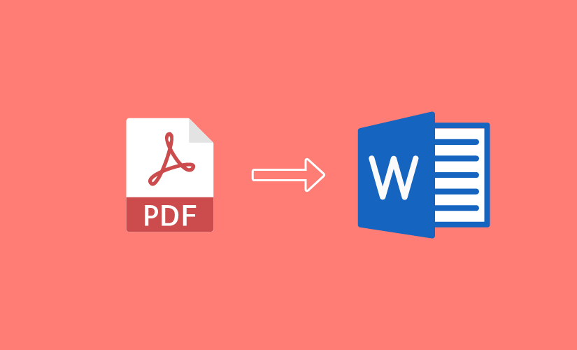 Convert Pdf to word With No Charge